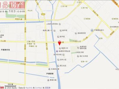 上海临港宝龙世家交通图图片