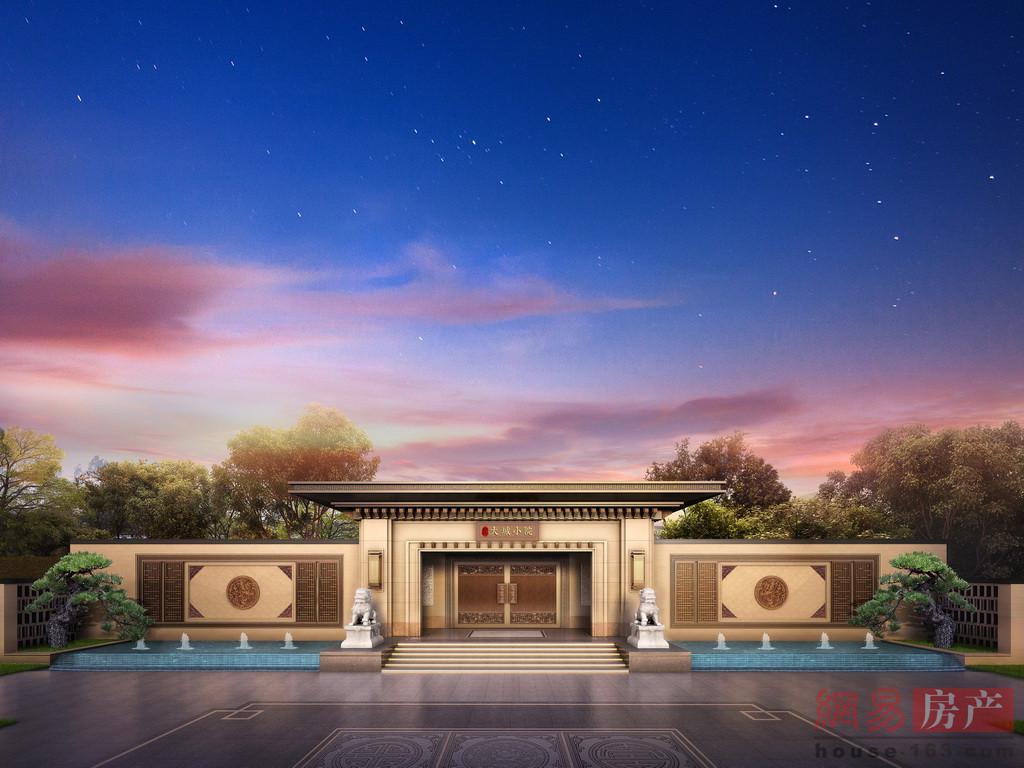上海泰禾·大城小院效果图图片
