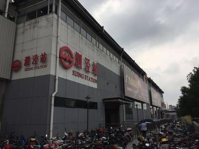 上海融创·壹号府交通图图片