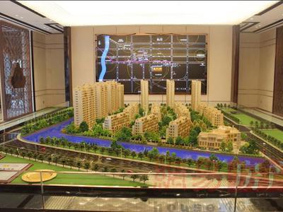 上海上海华发四季实景图图片
