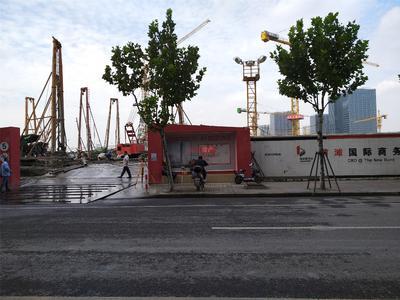 上海前滩东方逸品实景图图片