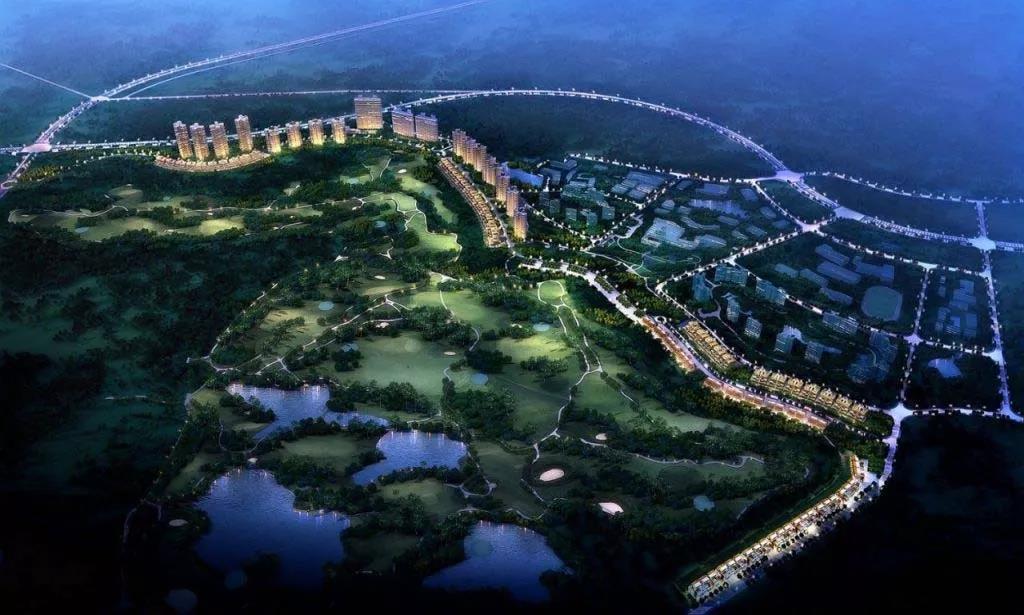 海南观澜湖·九里效果图图片
