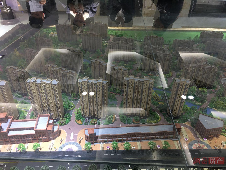 北京河畔汇效果图图片