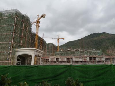 海南津蘭·山水御墅项目现场图片