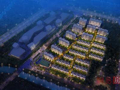 上海云麓之城实景图图片