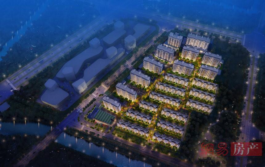 上海云麓之城效果图图片