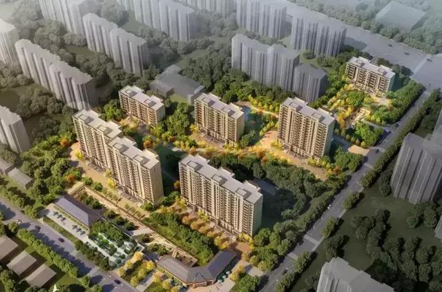 北京正商雅筑佳苑效果图图片