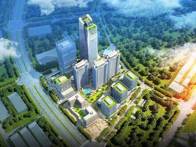深汕绿地商务中心