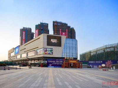 深圳星河时代实景图图片