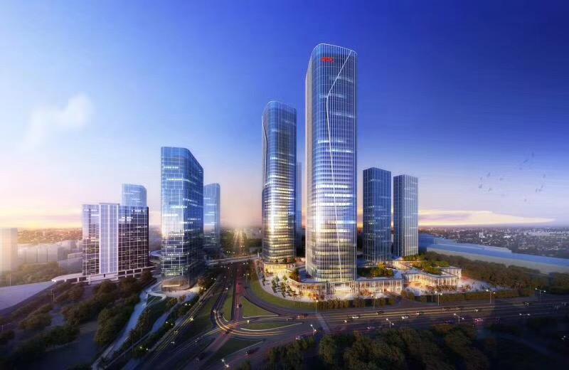深圳华联城市中心效果图图片