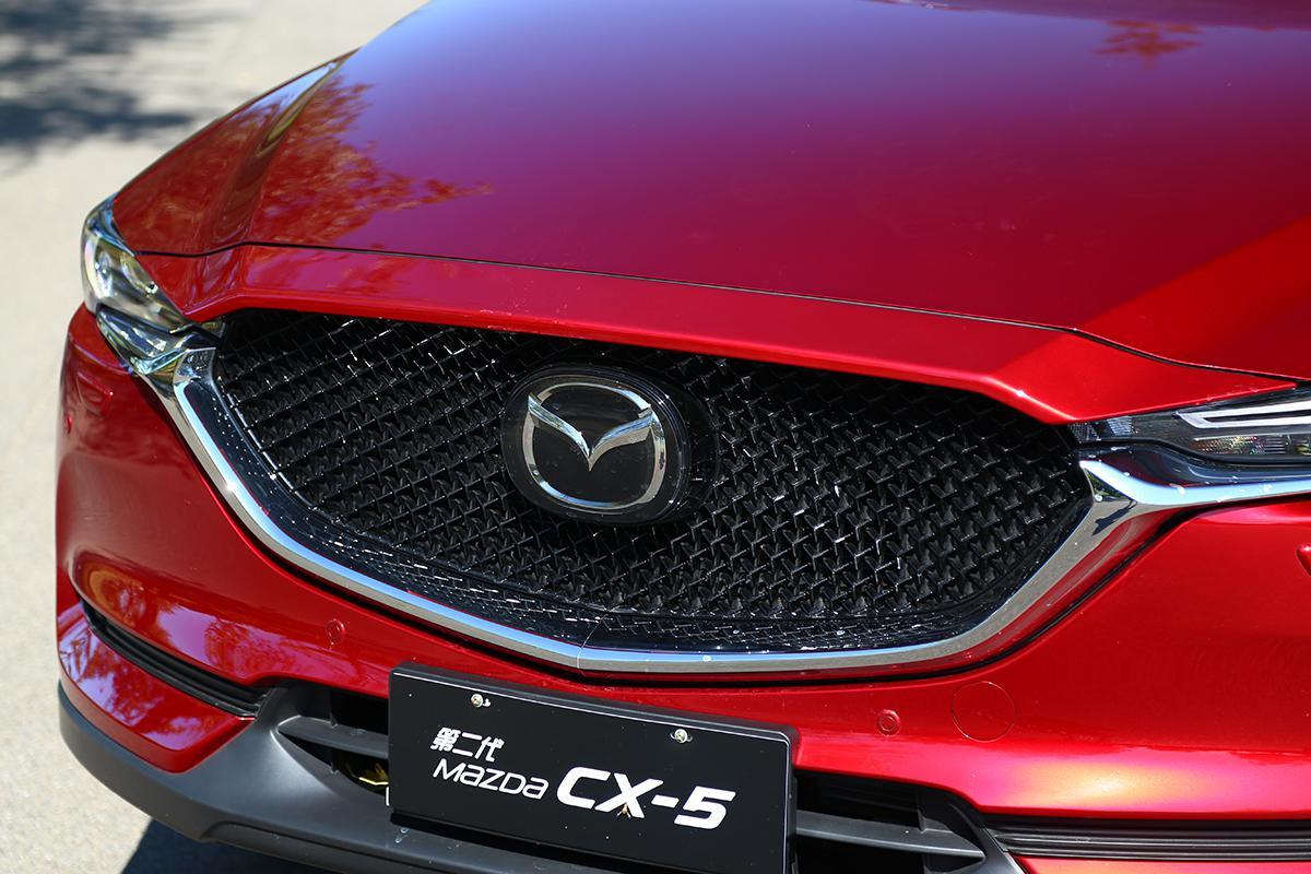 再次为运动代言 小试第二代马自达CX-5