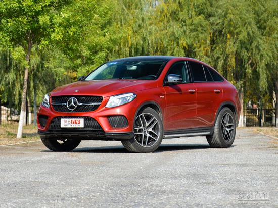 奔驰GLE AMG 2017款 AMG GLE 43 4MATIC