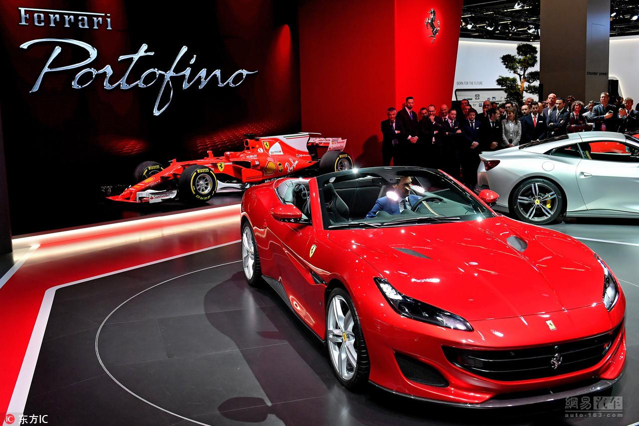V8 GT新烈马 法拉利Portofino将今晚上市