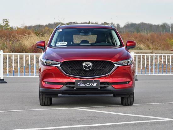售17.98万-24.58万 2019款马自达CX-5上市