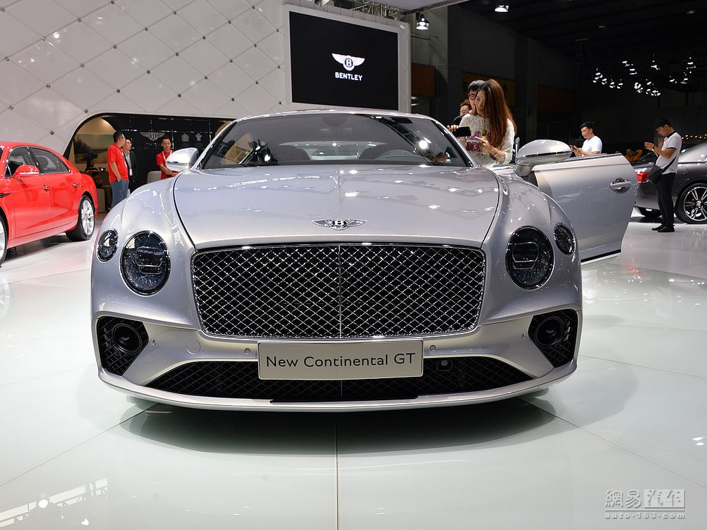 321.80万起 宾利全新一代欧陆GT正式上市