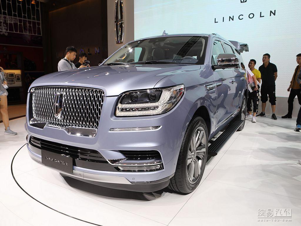 美式豪华全尺寸SUV 全新领航员1月18日上市