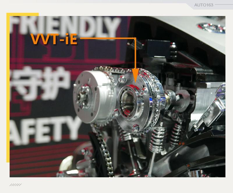 最高热效率还有8AT 丰田凯美瑞技术解读