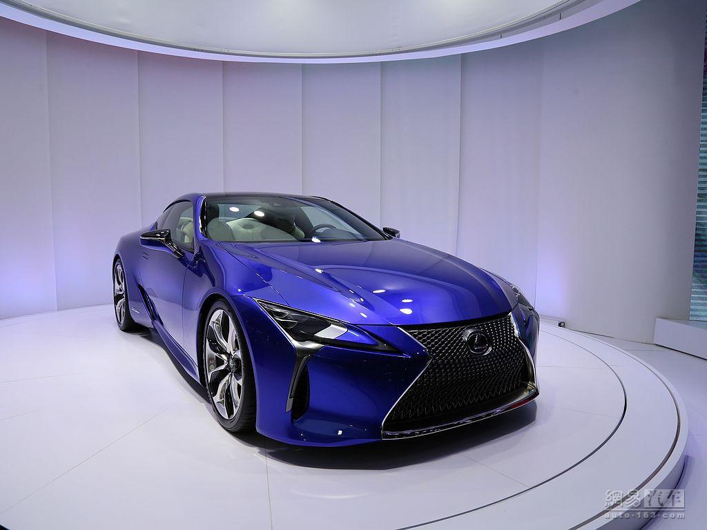 一边减肥一边搭V8 雷克萨斯LC F新车信息