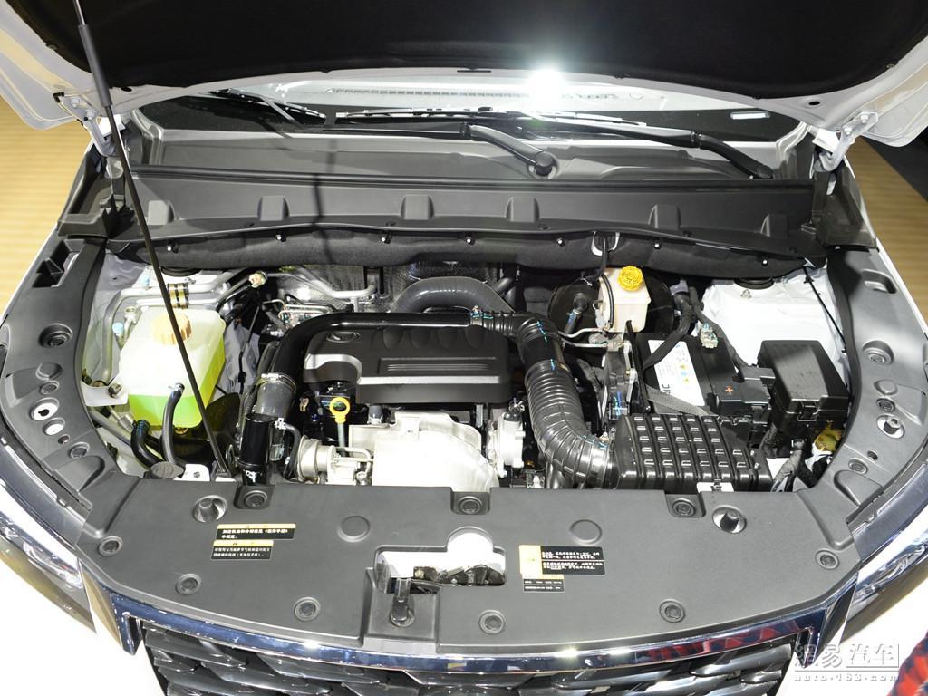 标配ESP/9寸大屏 北汽幻速H5配置信息