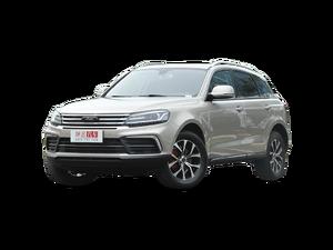众泰T600 Coupe 2017款 1.8T DCT旗舰型