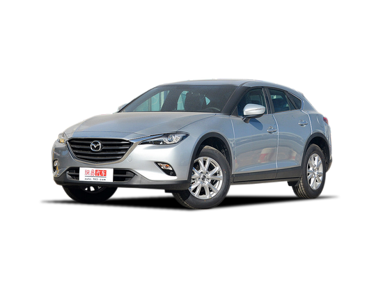 2018款 2.5L AT AWD蓝天激情版 马自达CX-4