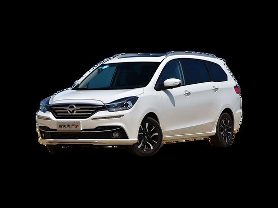 2017款 1.5T 7座自动舒适型 福美来F7