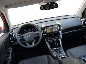 现代ix35 2018款 2.0L AT四驱智勇畅舰版