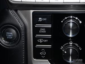丰田普拉多 2018款 3.5L V6 VX NAVI(后挂备胎)