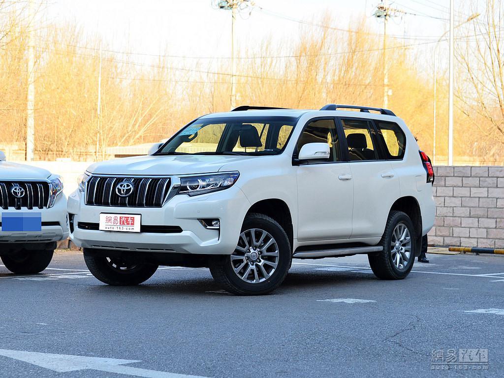 [武汉]普拉多促销优惠8000元 现车充足颜色可选