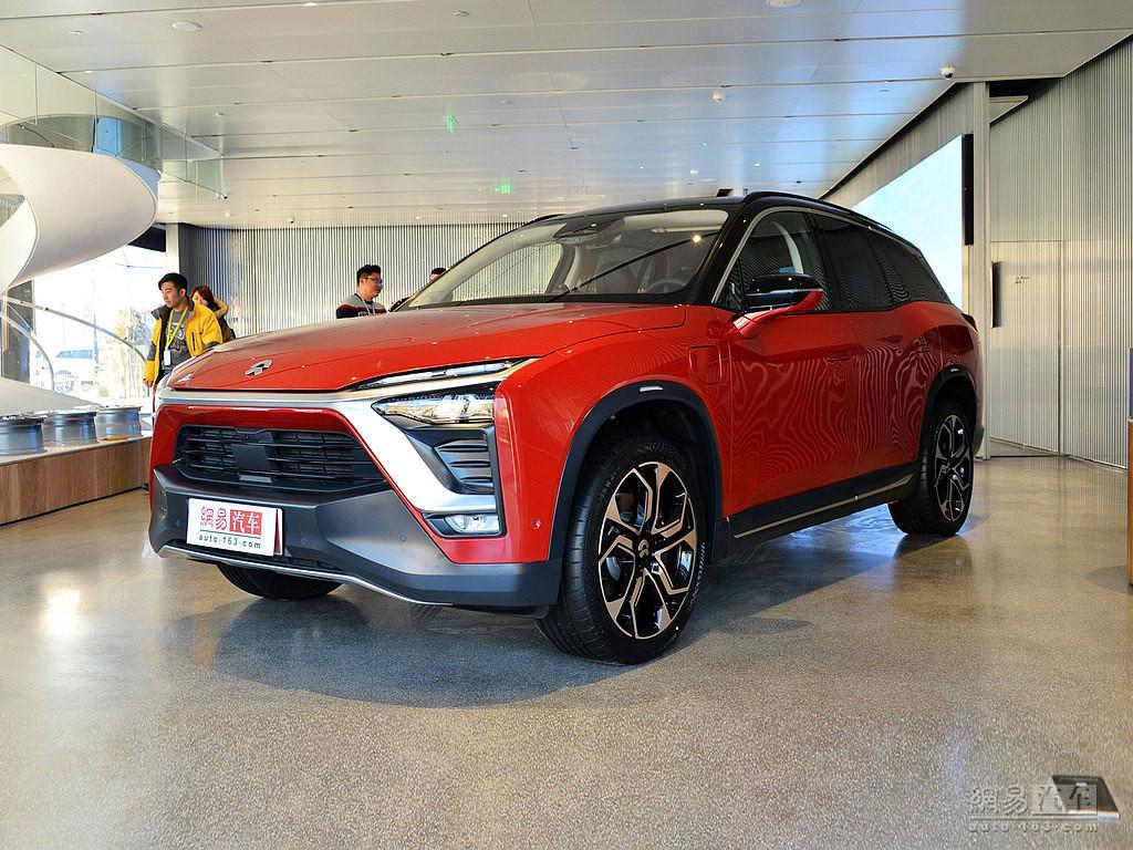 蔚来ES8六座版车型将于北京车展正式上市