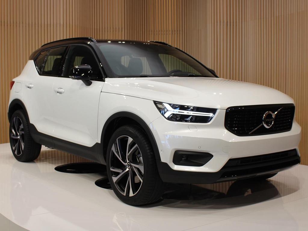 双电机布局 沃尔沃XC40 EV将2019年推出