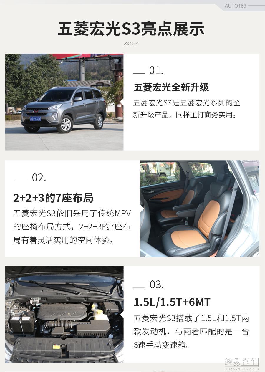 新的选择 试驾五菱宏光S3 1.5L MT豪华型