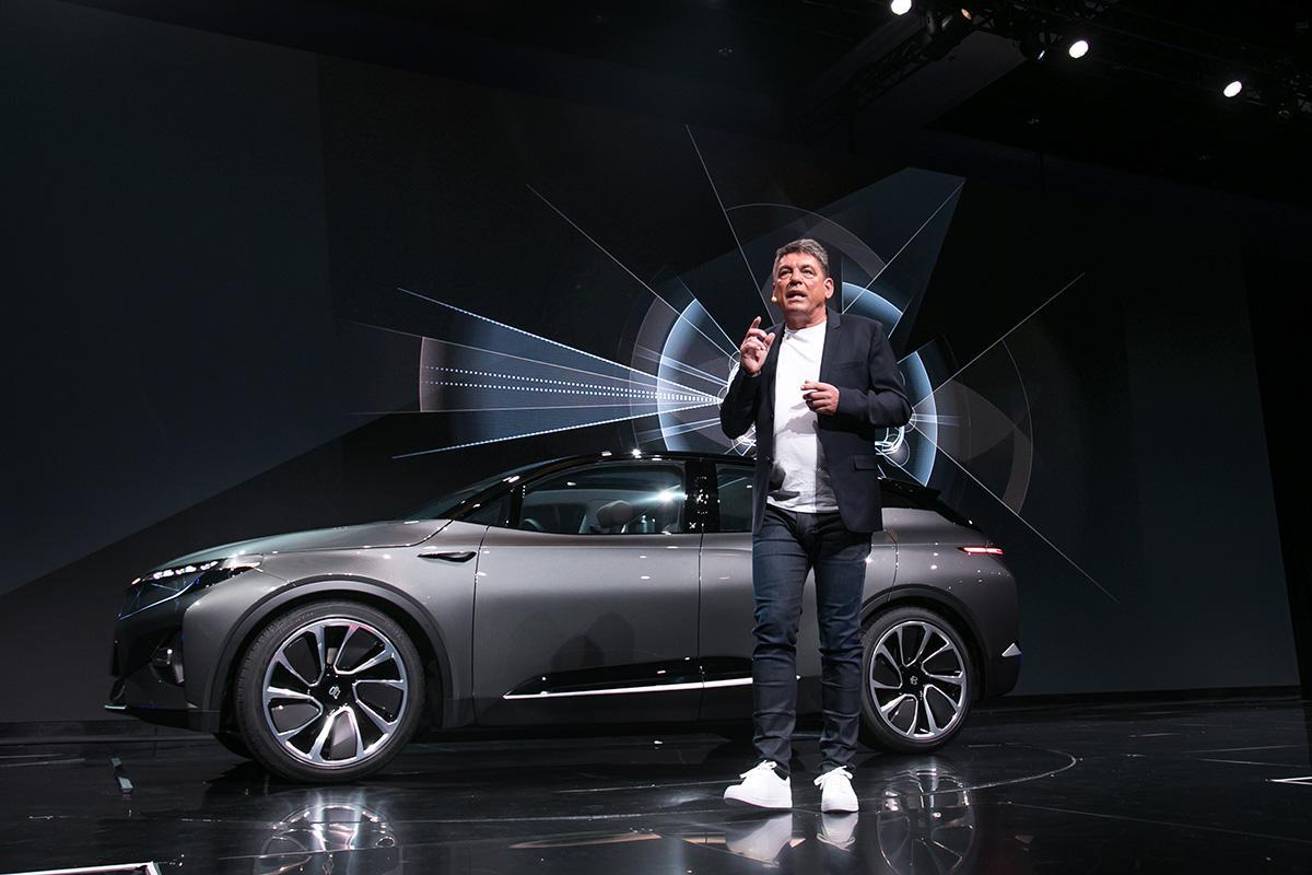 一部新车首秀却引爆科技界 拜腾全面解读