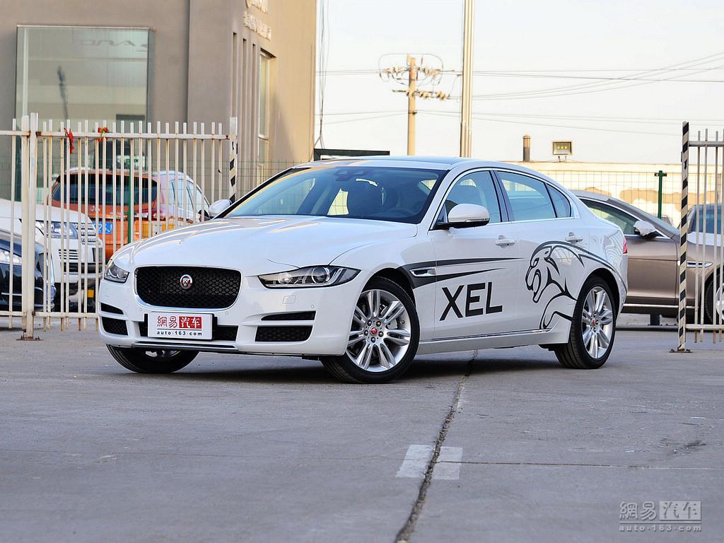 增配项目更实用 2019款国产捷豹XEL上市