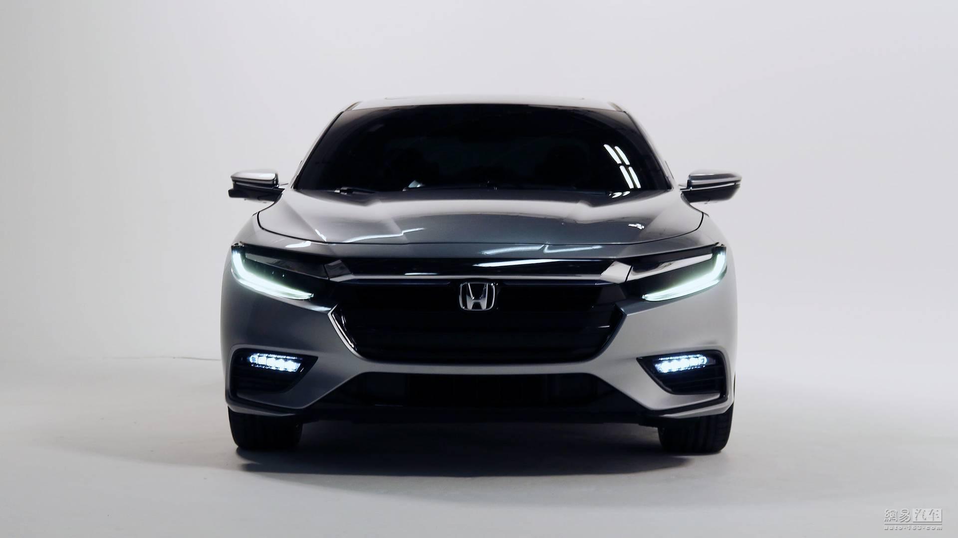 北美车展首发 本田全新Insight原型车曝光