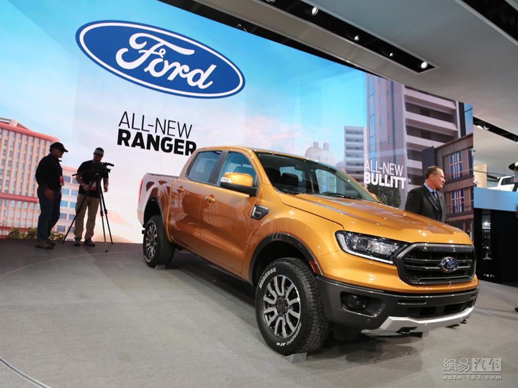 有望引入国内市场 福特新款Ranger首发亮相