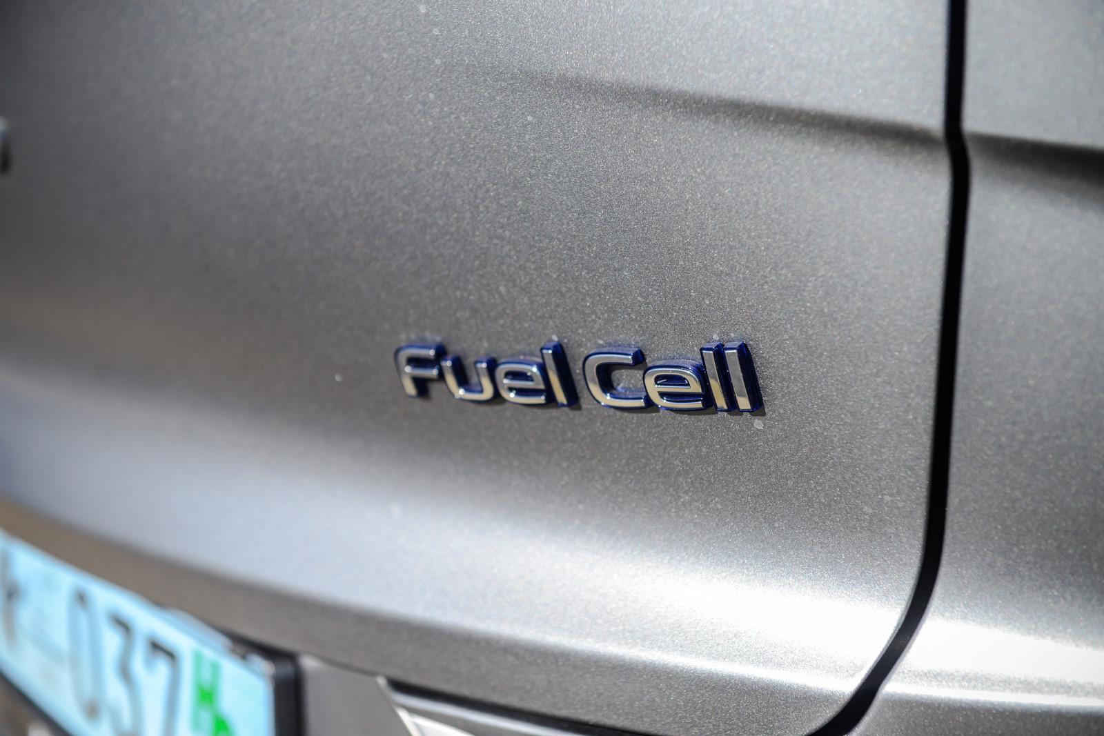 排放物只有水 体验现代NEXO氢燃料电池车