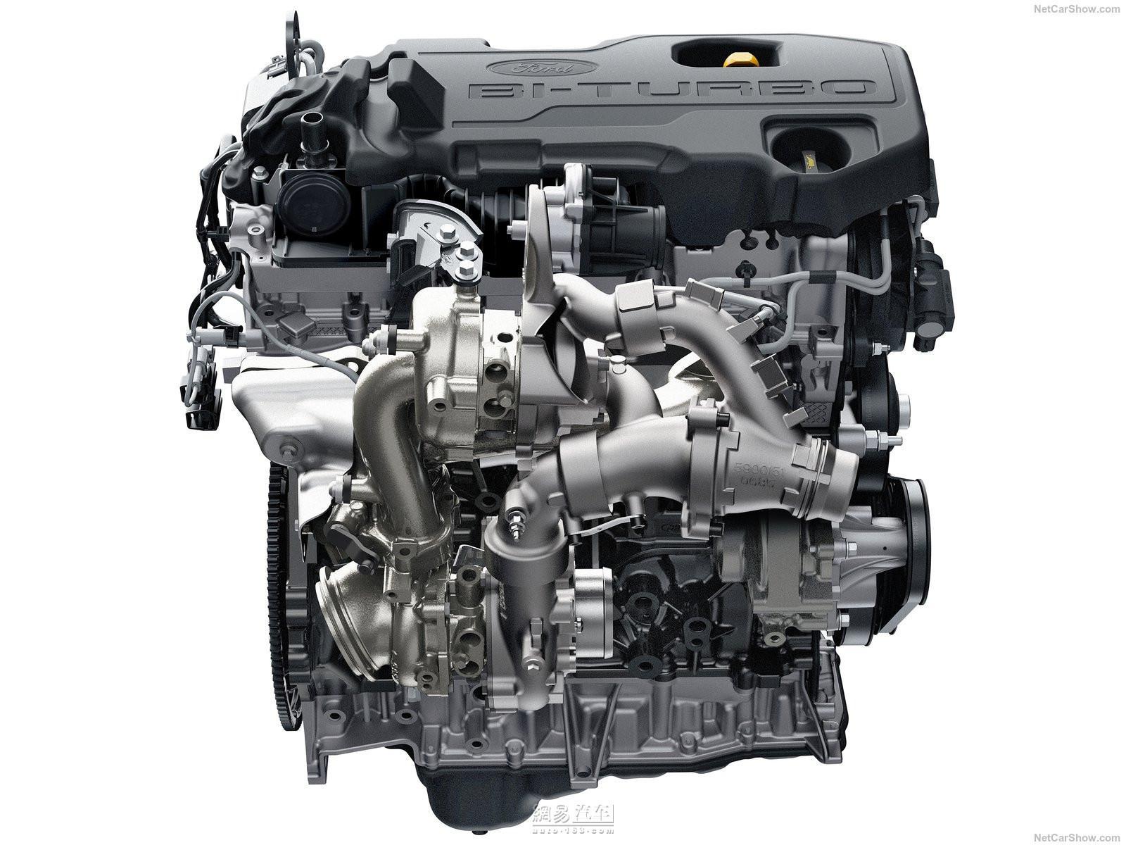 2.0T柴油机 福特Ranger Raptor官图发布
