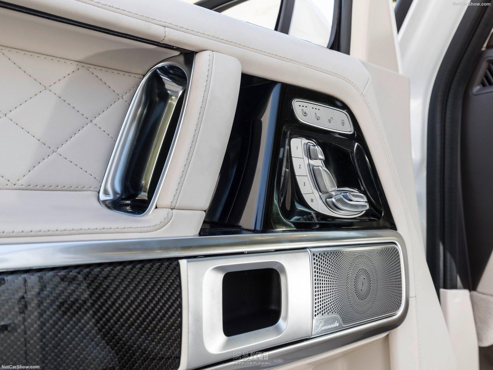 最强大G 梅赛德斯-AMG G63官图发布
