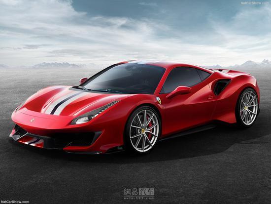 能上路的赛车 法拉利488 Pista售428.8万