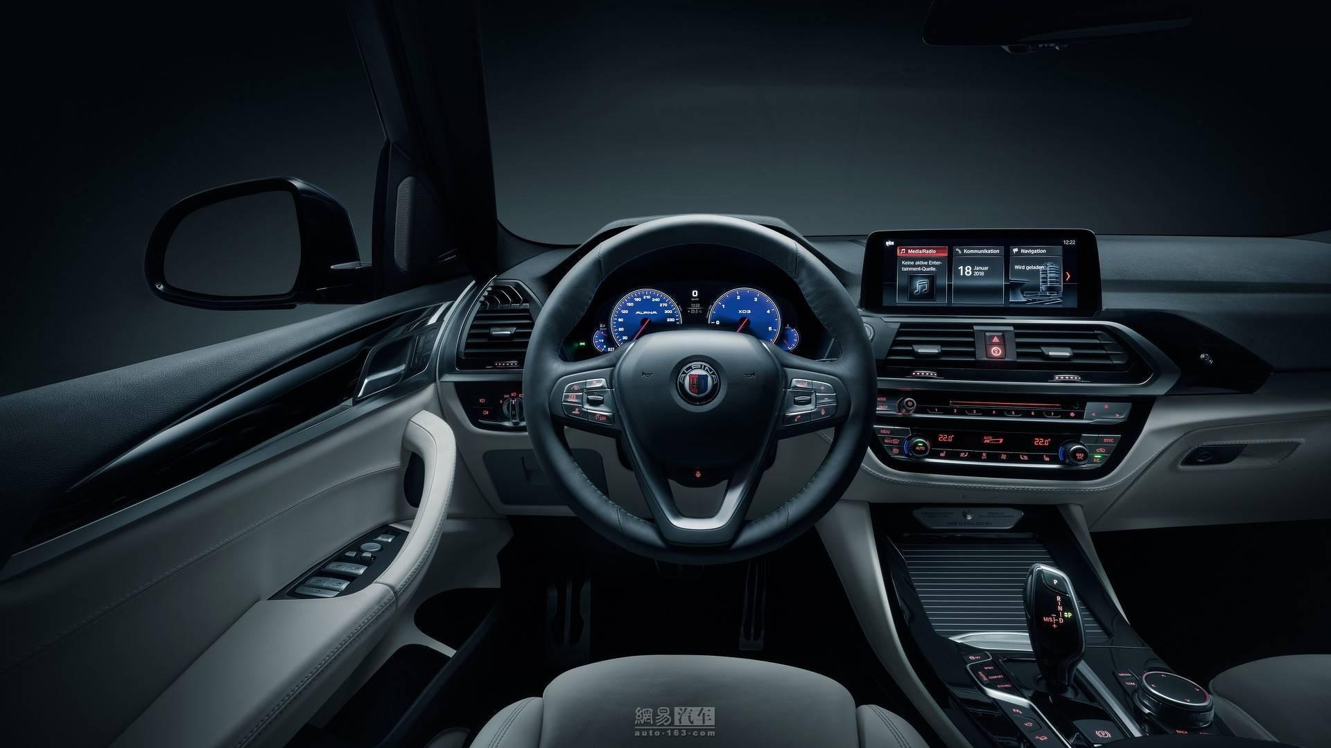 搭3.0T动力 全新Alpina XD3将日内瓦首发