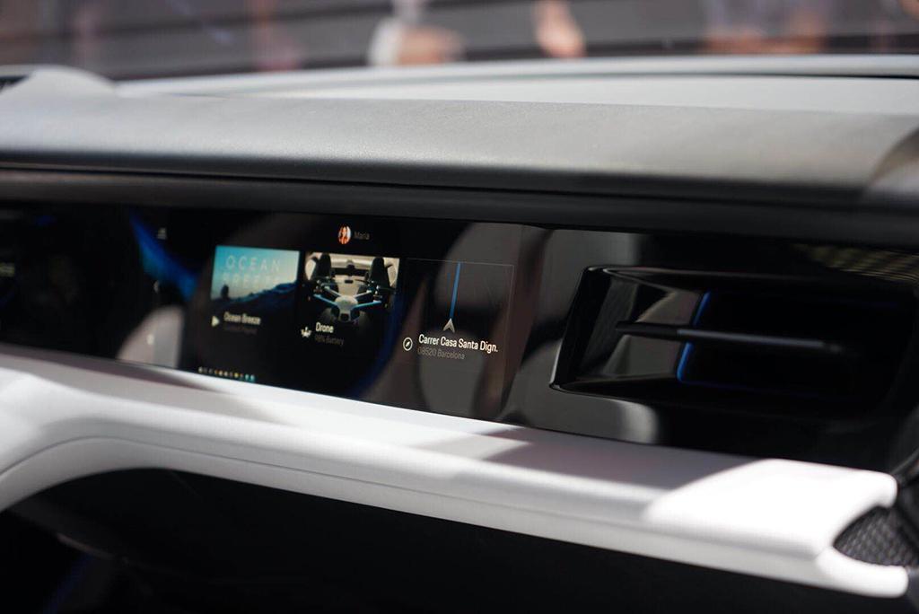 明年9月量产 保时捷推全新纯电动车
