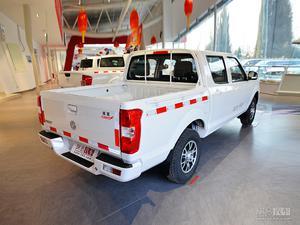 东风锐骐皮卡 2018款 汽油2.4MT两驱标准型 标厢