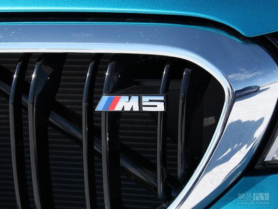 3.4秒破百/首次配四驱 宝马全新M5今日上市