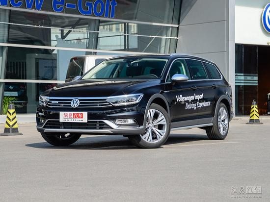 蔚揽 2016款 Alltrack 380TSI Unlimited拓行版