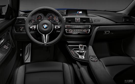 日常而不寻常 宝马全新M4 CS售143万元