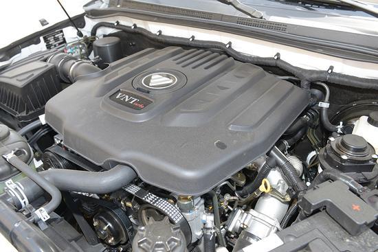 经济适用男 体验福田拓陆者全新E5柴油型