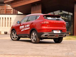哈弗H6 2018款 全新红标 汽油1.5T DCT超豪华型