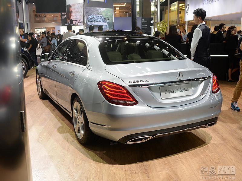2.0T可能就没有了 北京奔驰新款奔驰C级现身