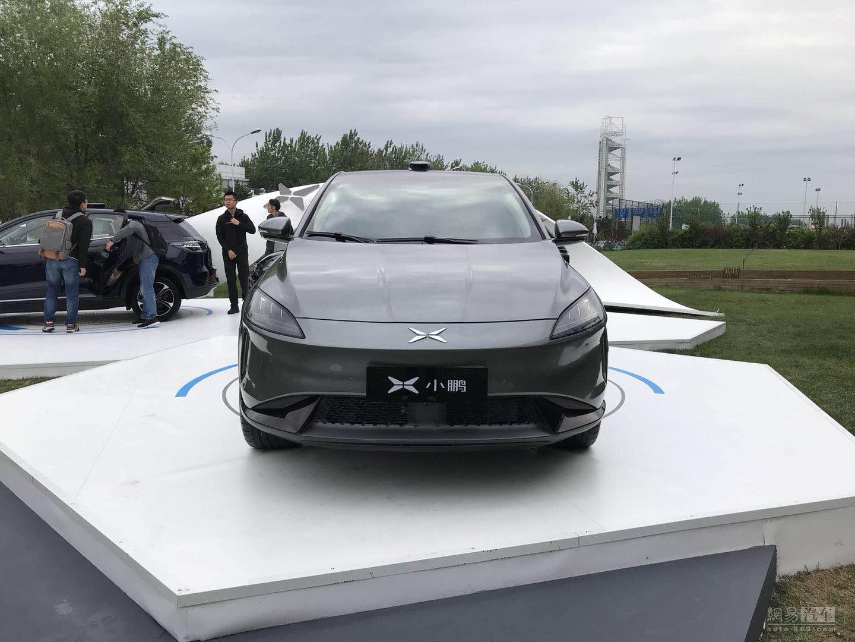 带自动驾驶功能 小鹏G3电动SUV预售20